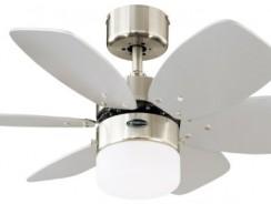 Mejores ventiladores de techo baratos para comprar